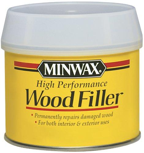 Minwax 21600000 12-ounce High-Performance Wood Filler