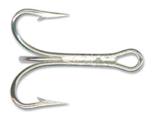 Mustad Classic 2 Treble Fishing Hooks Pack of 25