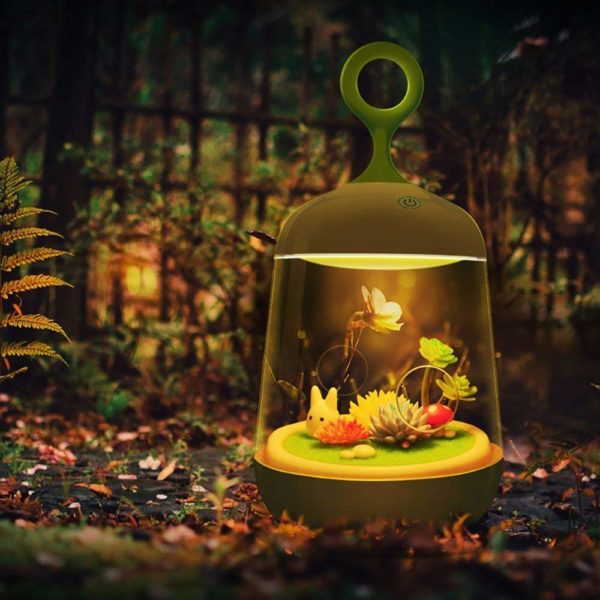 Sokos Glow Terrarium Kit for Kids