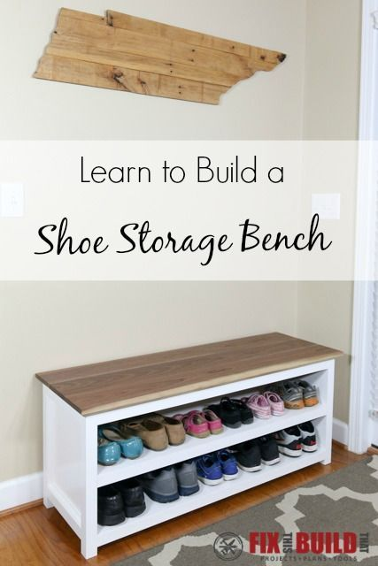 22 Chaos Eliminating Diy Shoe Rack Ideas