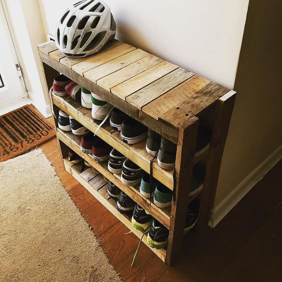 Magnificent 22 Chaos Eliminating Diy Shoe Rack Ideas Download Free Architecture Designs Photstoregrimeyleaguecom