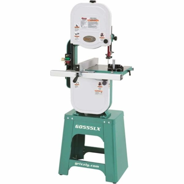 Grizzly G0555LX 14-inch Deluxe Band Saw