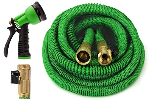 GrowGreen 50-foot Expandable Garden Hose