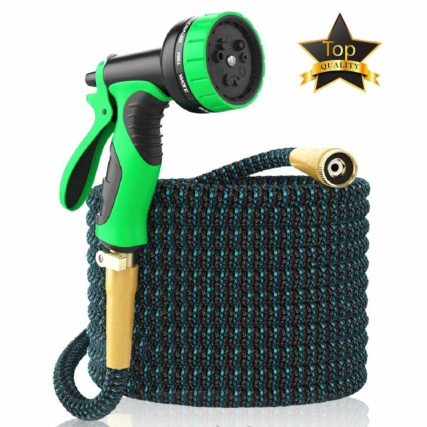 The Best Industries 50-foot Expandable Garden Hose