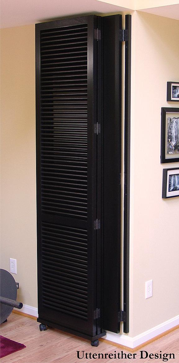 shutter design room divider