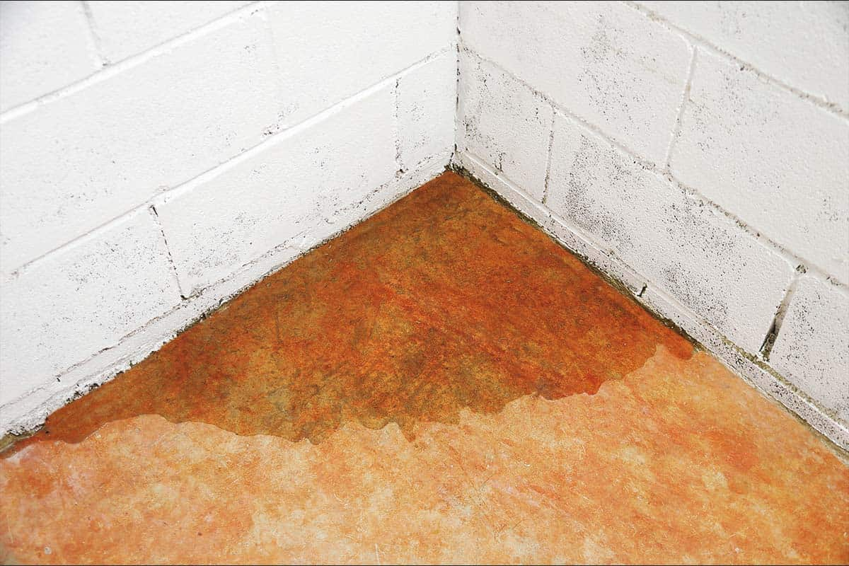 How To Make Your Basement More Flood Proof By Painting The Floors
