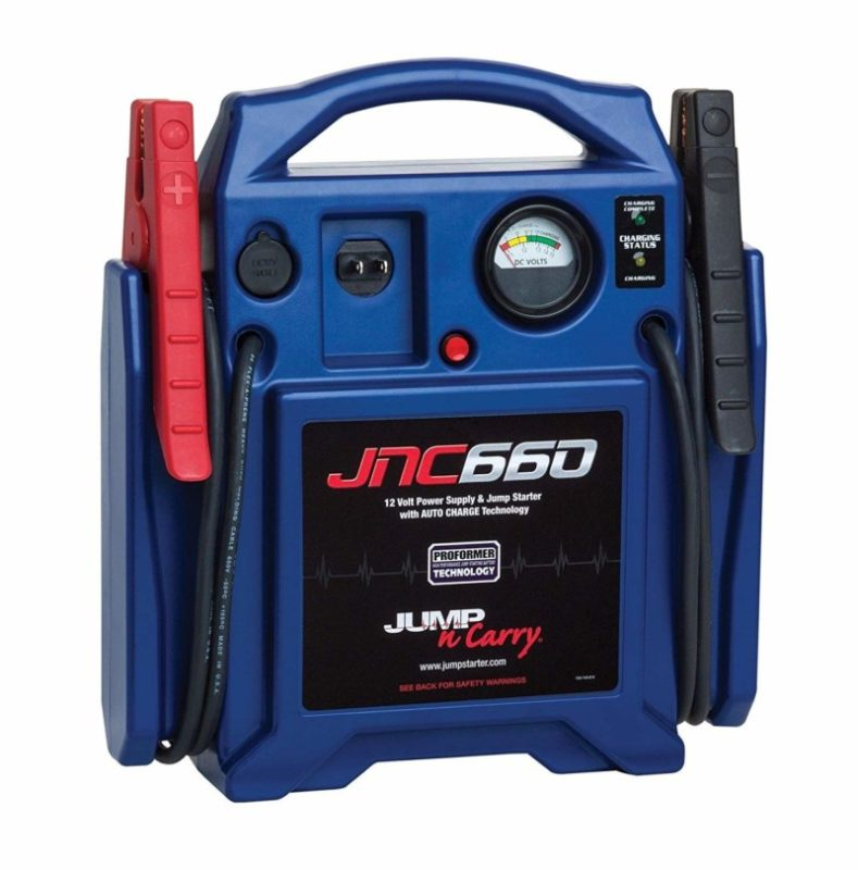 Clore Automotive Jump-N-Carry JNC660 Jump Starter