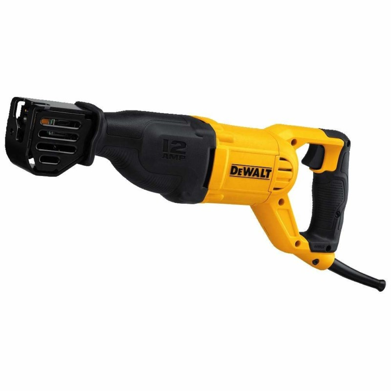 DEWALT DWE305 Corded Reciprocating Saw