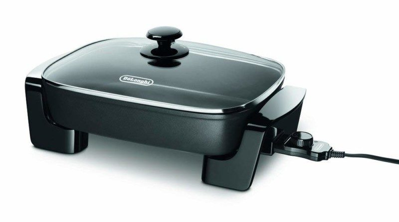 DeLonghi BG45 11.8-inch Electric Skillet