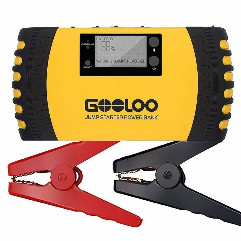 GOOLOO 1000A Power Bank Jump Starter