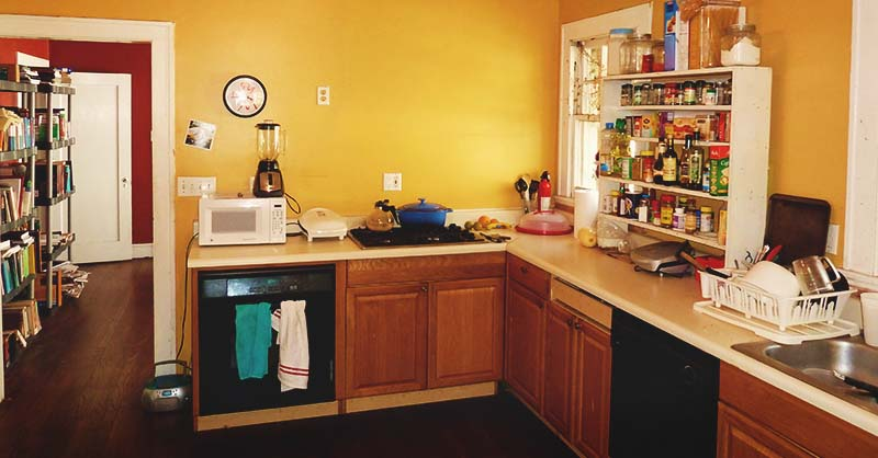 How To Fix An Awkward Corner Cabinet In 5 Easy Steps