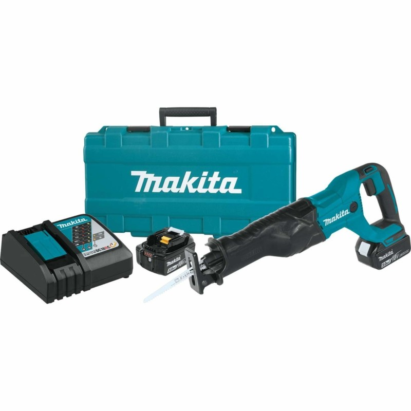 Makita XRJ04T Cordless Reciprocating Saw