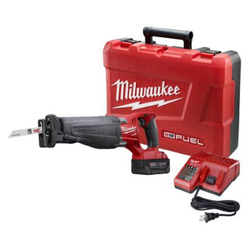 Milwaukee 2720-21 M18 Reciprocating Saw Kit