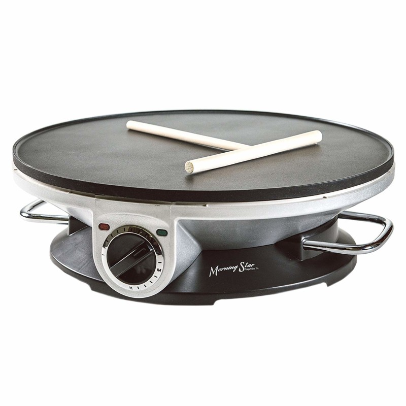 Morning Star Crepe Maker Pro 13-inch Crepe Maker