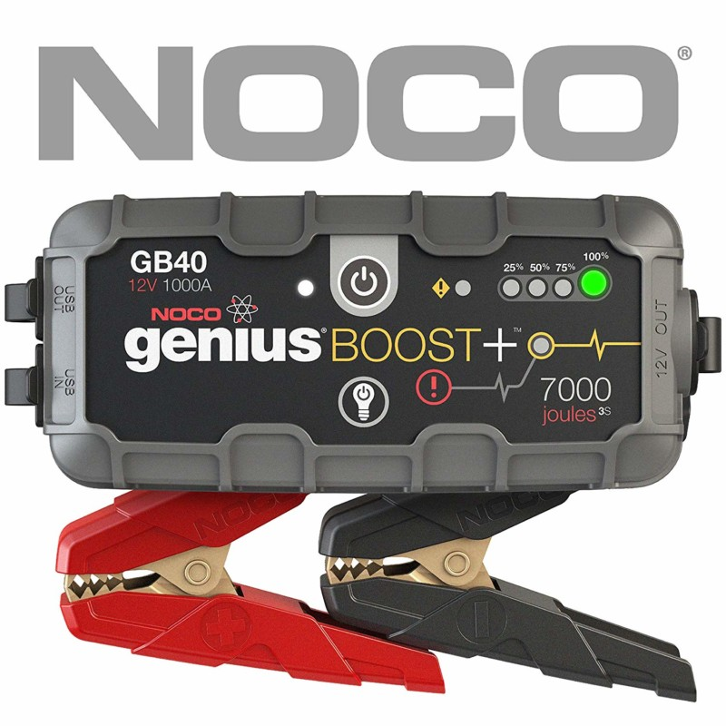NOCO Genius Boost Plus GB40 Jump Starter