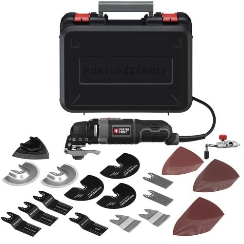 PORTER-CABLE PCE605K52 Oscillating Multi-Tool Kit