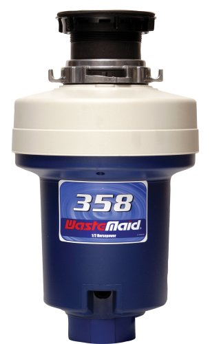 Waste Maid 358 ½HP Food Waste Disposer