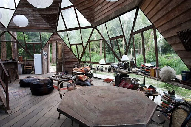 30 geodesic dome ideas for greenhouse, chicken coops, escape pods, etc