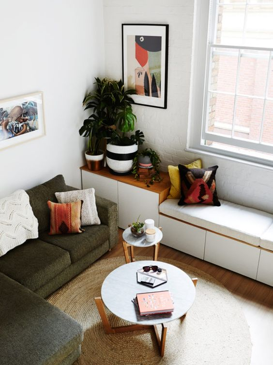 exciting small living room ideas | 60 Exciting Small Living Room Ideas to Transform Your ...