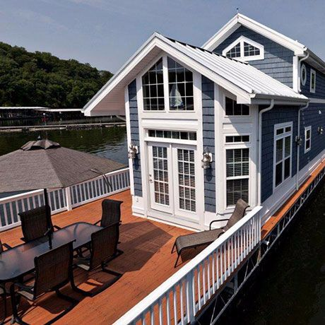 houseboat idea