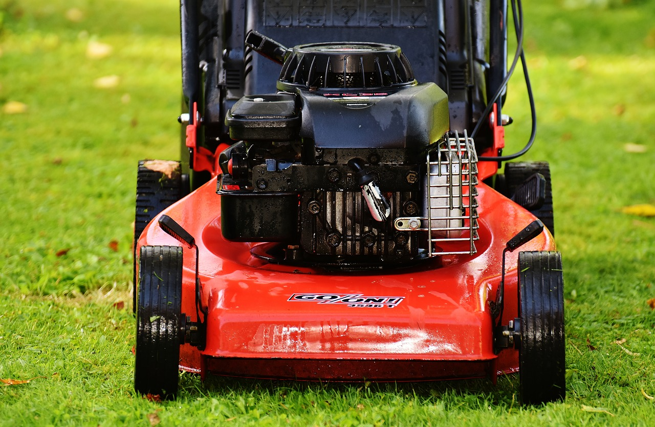 winterize your lawn motor