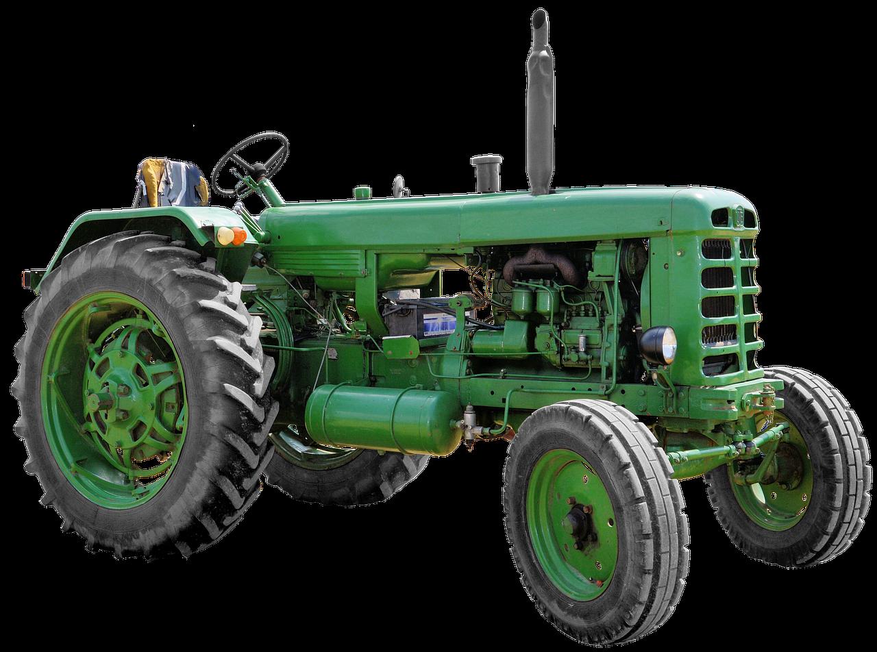 winter tractor care