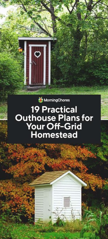 Swell 19 Practical Outhouse Plans For Your Off Grid Homestead Download Free Architecture Designs Itiscsunscenecom
