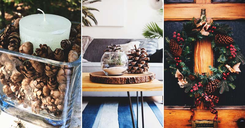 30 Fun Pinecone Crafts Perfect For Making Memories With The