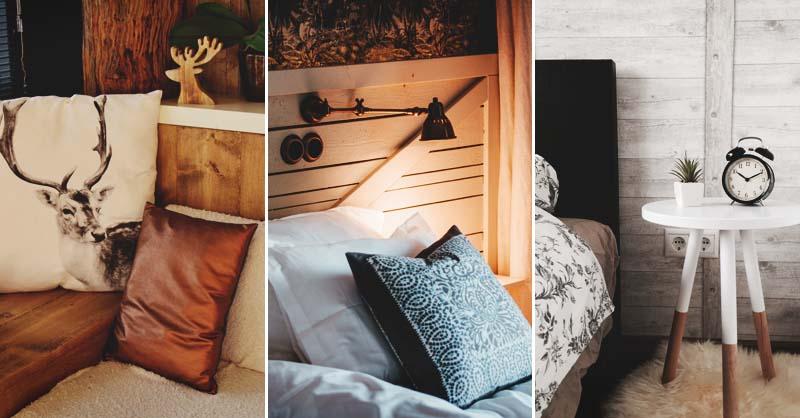 65 Cozy Rustic Bedroom Design Ideas: 50 Rustic And Cozy Farmhouse Bedroom Designs For Your Next