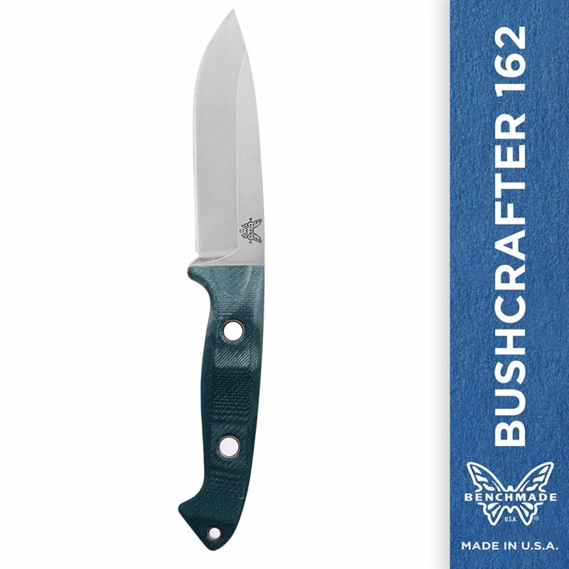 Benchmade Bushcrafter 162 Knife