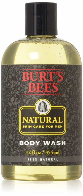 Burt's Bees 12-ounce Natural Skin Care Body Wash for Men