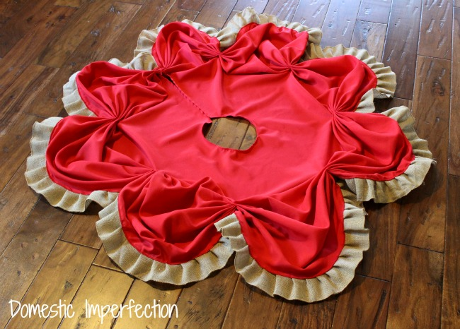 Diy Chrismas Tree Skirt