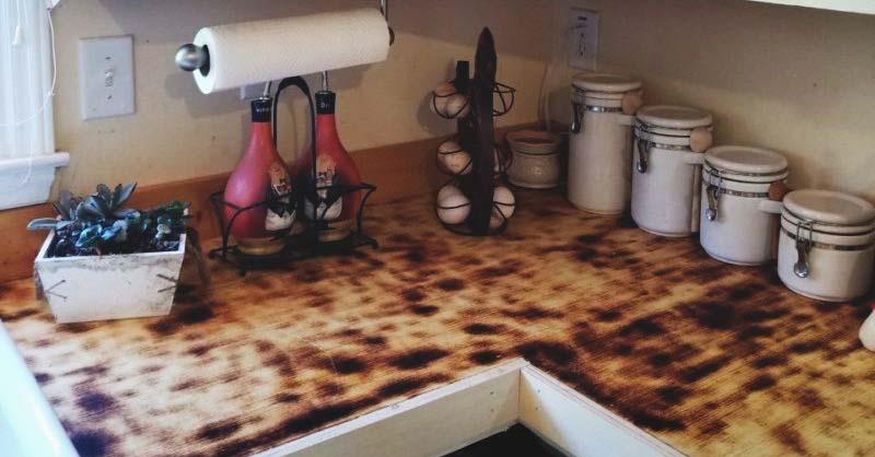 Diy Butcher Block Countertop : How to Make Gorgeous DIY Butcher Block Countertops in Only 8 Steps