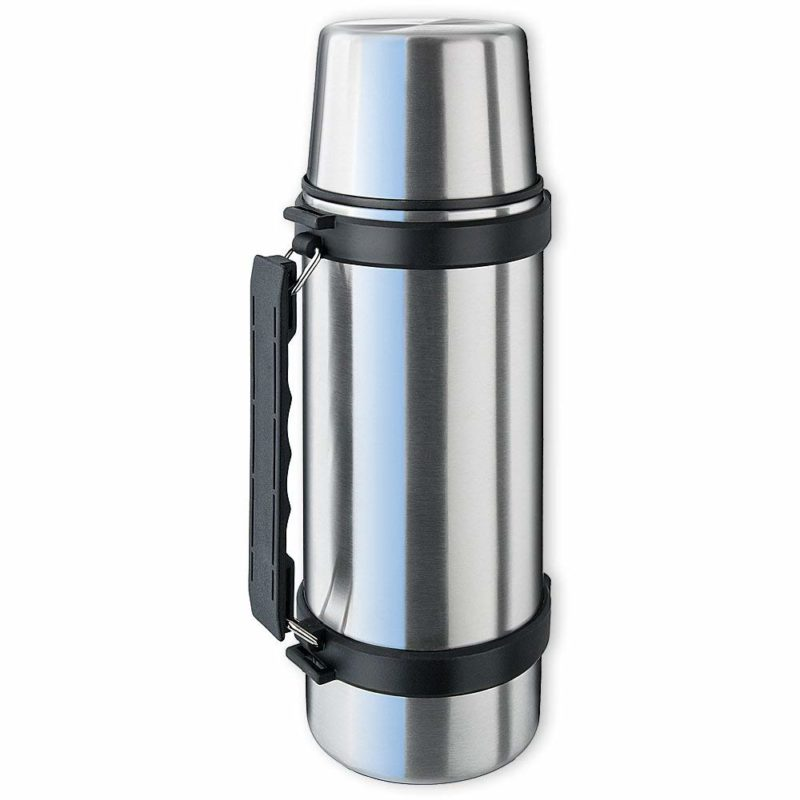 Isosteel VA-9553Q 34-ounce Thermos Flask