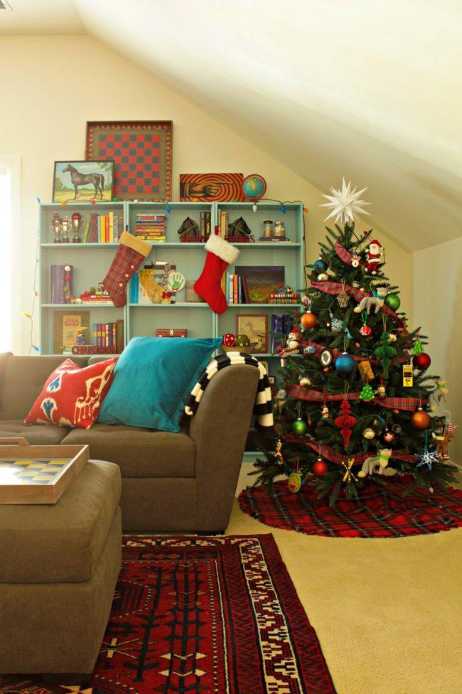 diy christmas tree skirt ideas