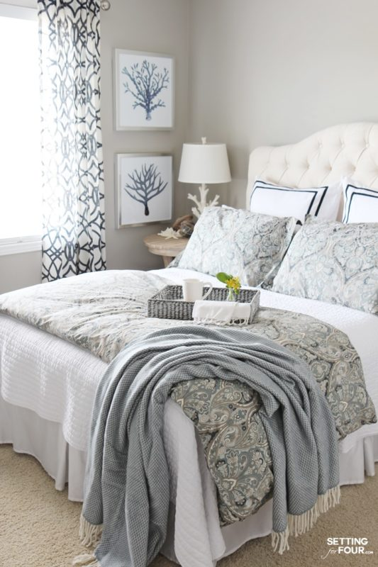50 Rustic And Cozy Farmhouse Bedroom Designs For Your Next Renovation