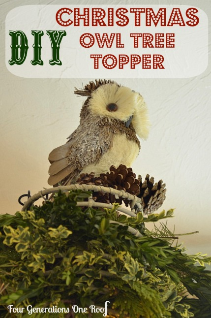 23 Spectacular Diy Tree Toppers You Can Make Yourself