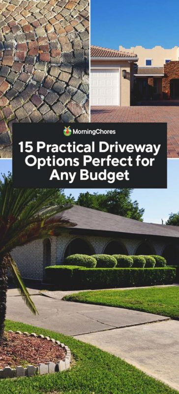 15 Practical Driveway Ideas Perfect for Any Budget