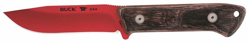 Buck Knives 0104WAS COMPADRE Camp 9.5-inch Fixed Blade Knife