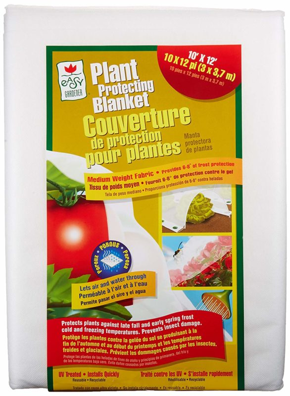 Easy Gardener 10 x 12 foot Plant Protection Blanket