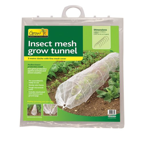 Gardman 7686 3-meter Grow Tunnel Row Cover