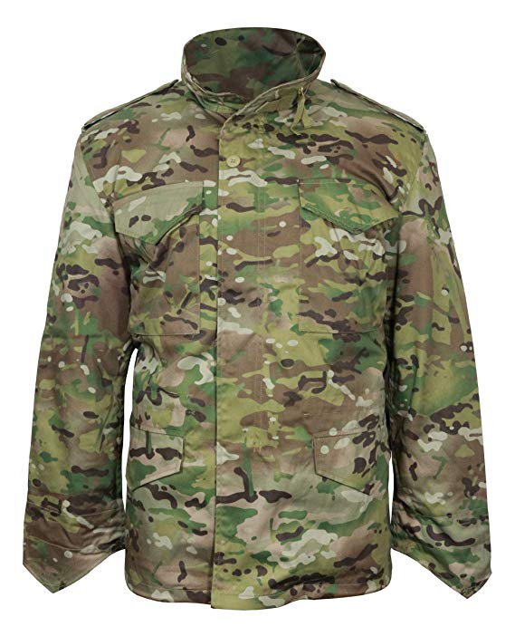 Mil-Tec Men's Classic US M65 Field Jacket