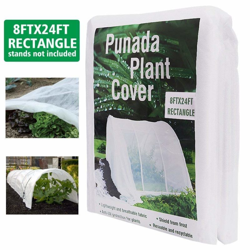 Punada Premium 8x24 foot Plant Row Covers