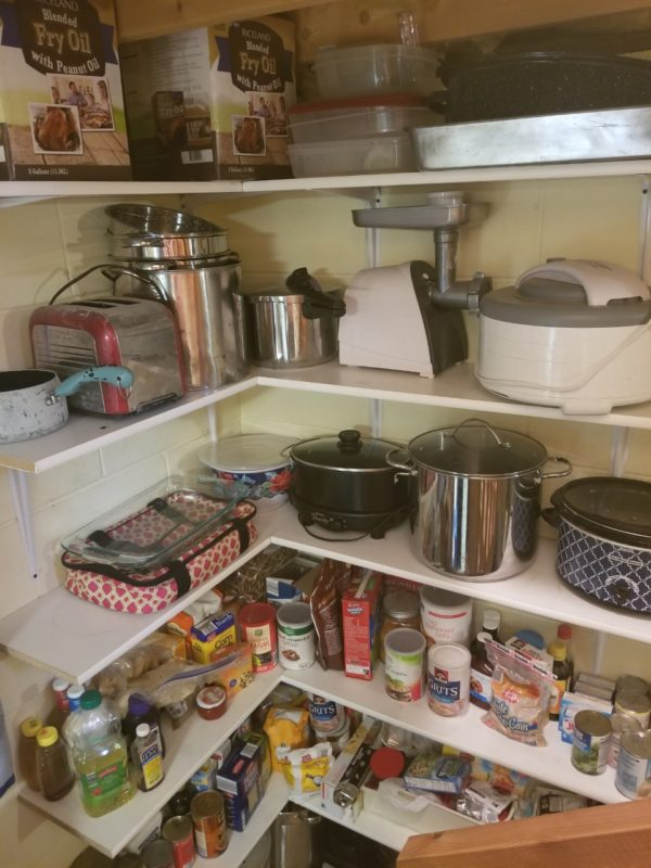 diy pantry ideas