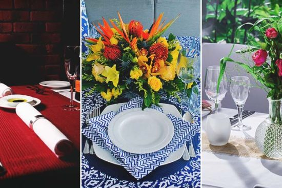 44 Pretty Practical DIY Placemats Perfect for a Dining Party