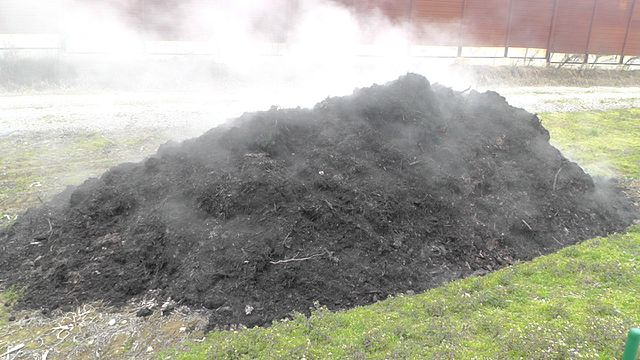 add compost with care with your long term garden care
