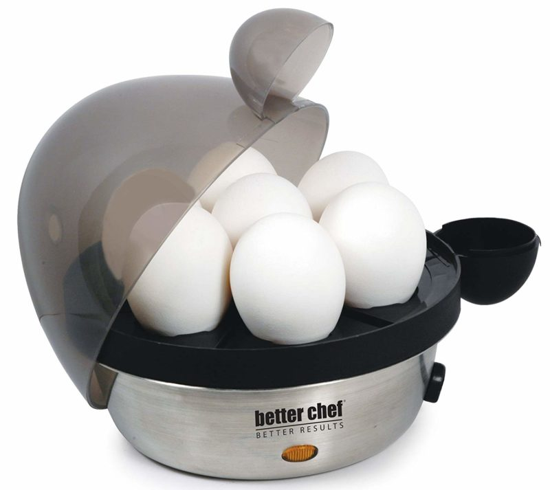 Better Chef IM-470S 7-capacity Electric Egg Cooker