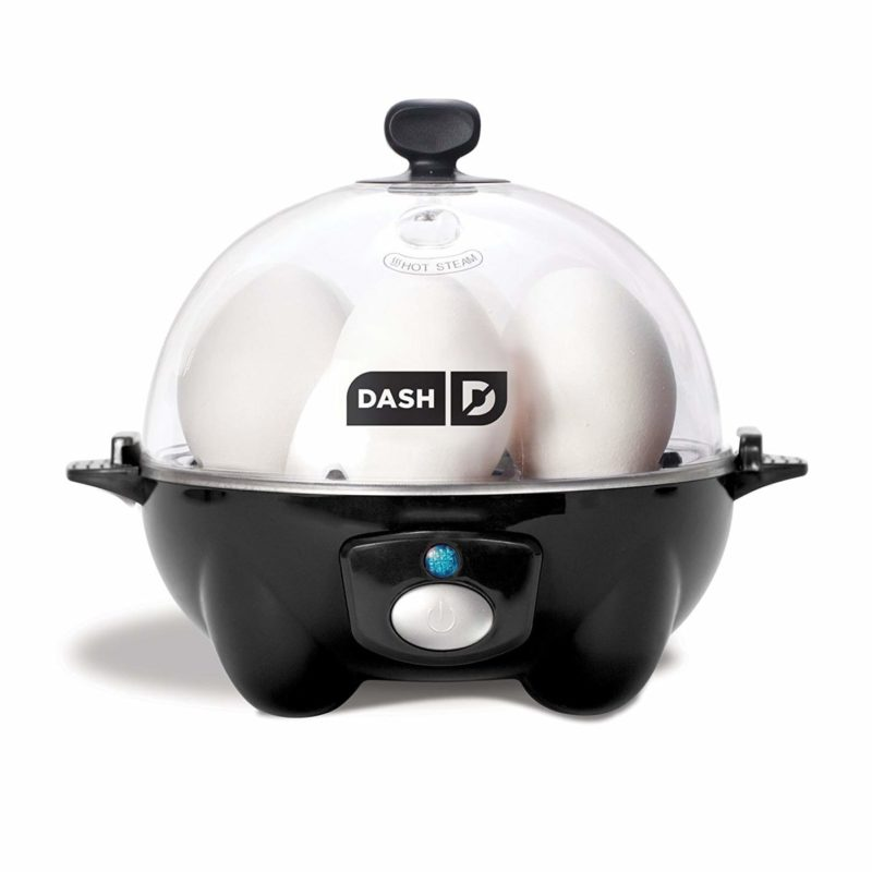 Dash Rapid Egg Cooker: 6-capacity Electric Egg Cooker