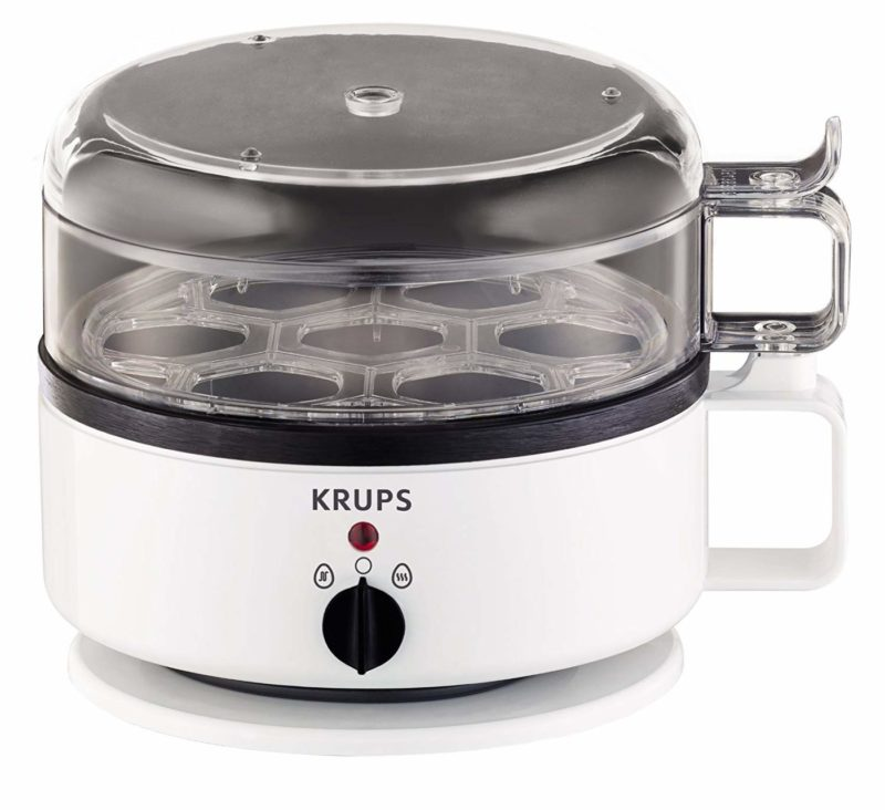 KRUPS F23070 7-Capacity Electric Egg Cooker