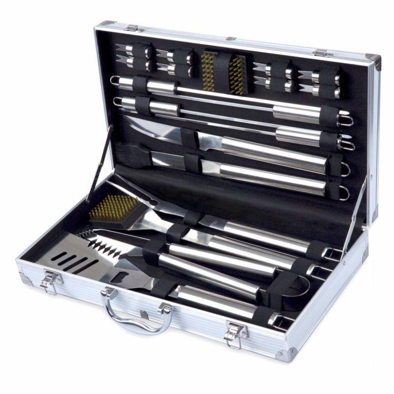Kacebela 19-Piece Grill Tool Set